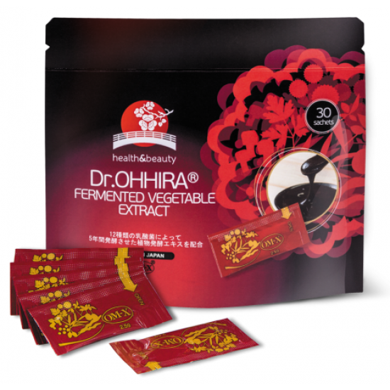 Dr.OHHIRA® 5 METUS FERMENTUOTAS AUGALINIS EKSTRAKTAS