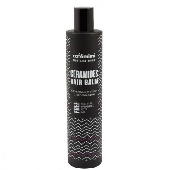 CAFE MIMI CERAMIDES plaukų balzamas silpniems plaukams, 300 ml